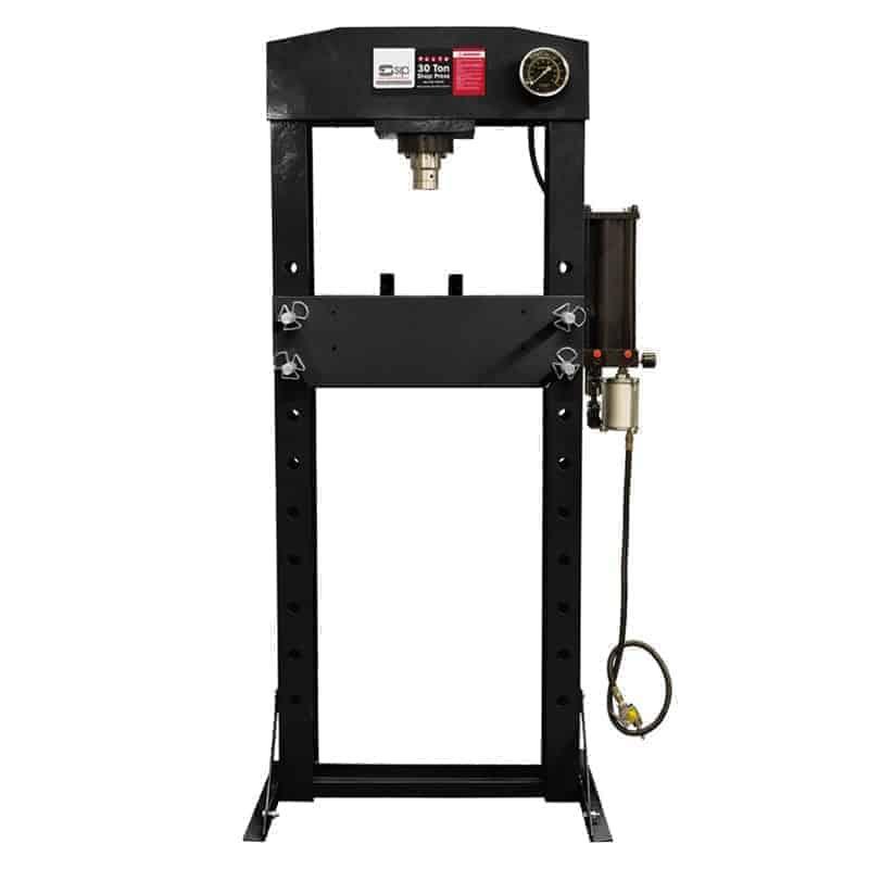 Sip 03695 30 Ton Pneumatic Shop Press Proweld